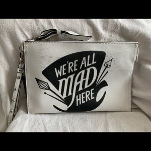 Disney Alice Through The Looking Glass Clutch